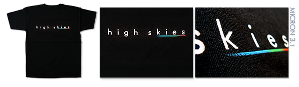 High Skies - T-shirts