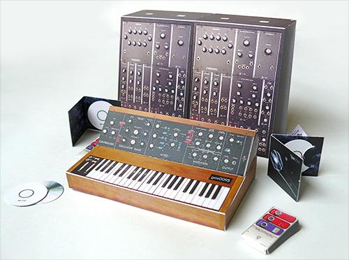 Minimoog, Moog Modular - plus