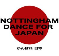 Nottingham Dance for Japan