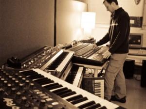 Mat Jarvis studio