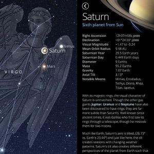 Sky Guide - info
